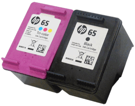 how to clean ink cartridge hp
