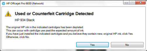 Used-Counterfeit-Cart-detected-message