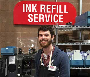 Ink-Refill-Service