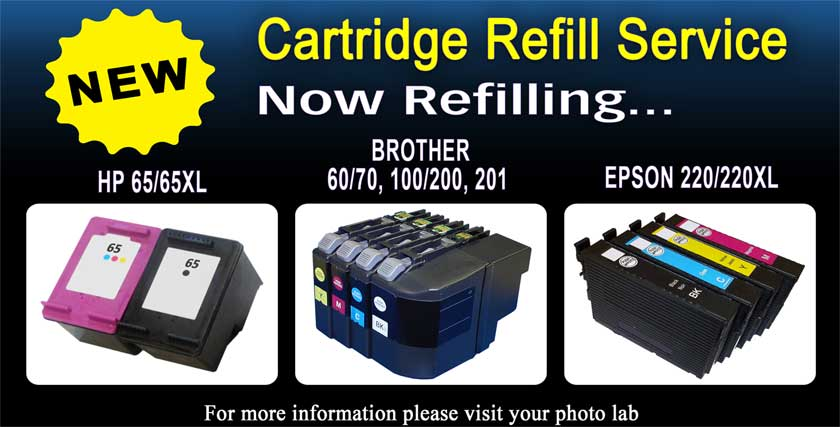 00_Now-Refilling_HP65_Brother60-70-100-200-201_Epson-220